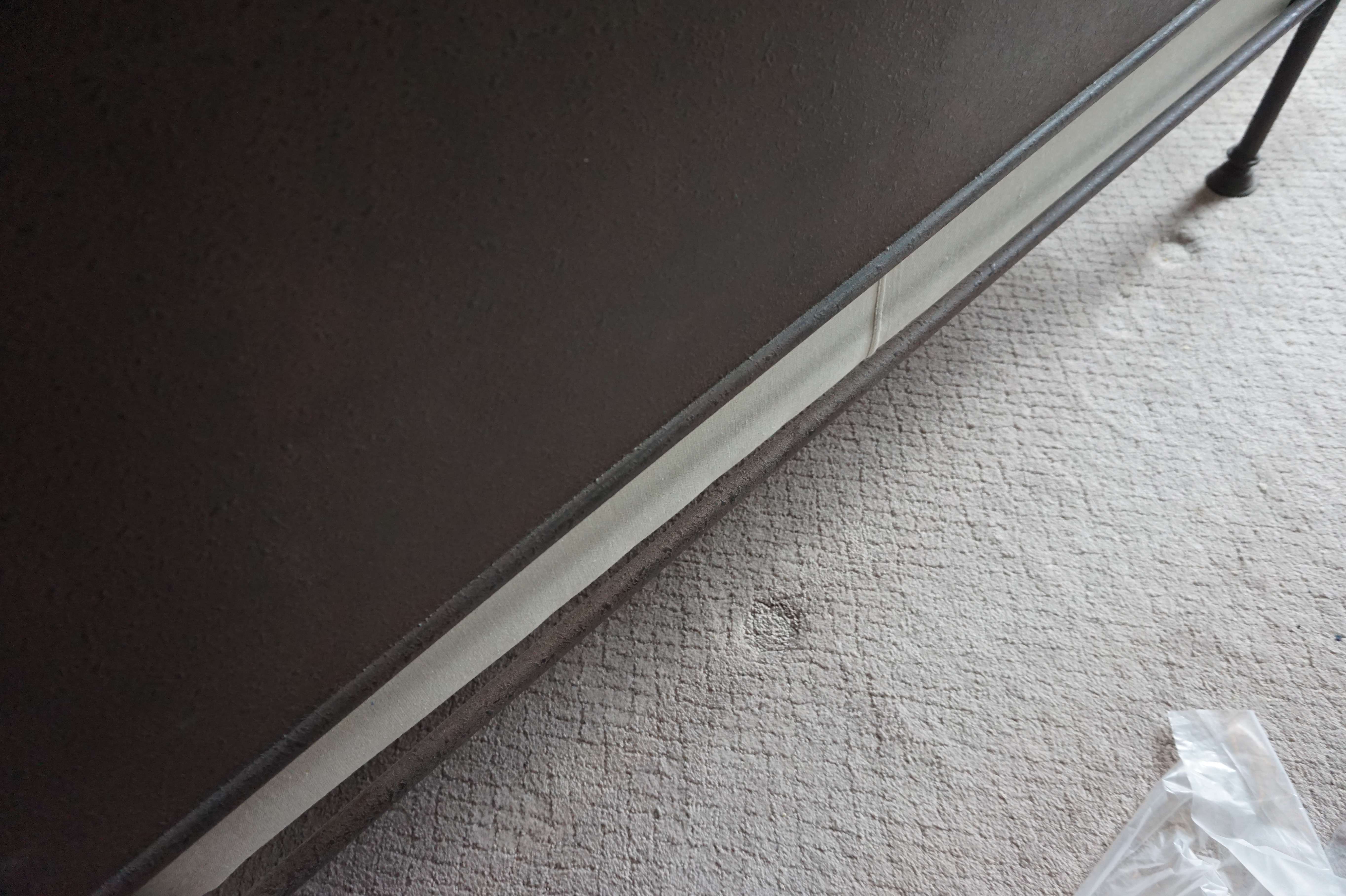 how to cover a boxspring
