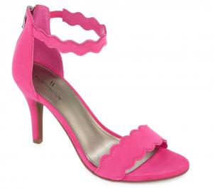 hot pink sandals