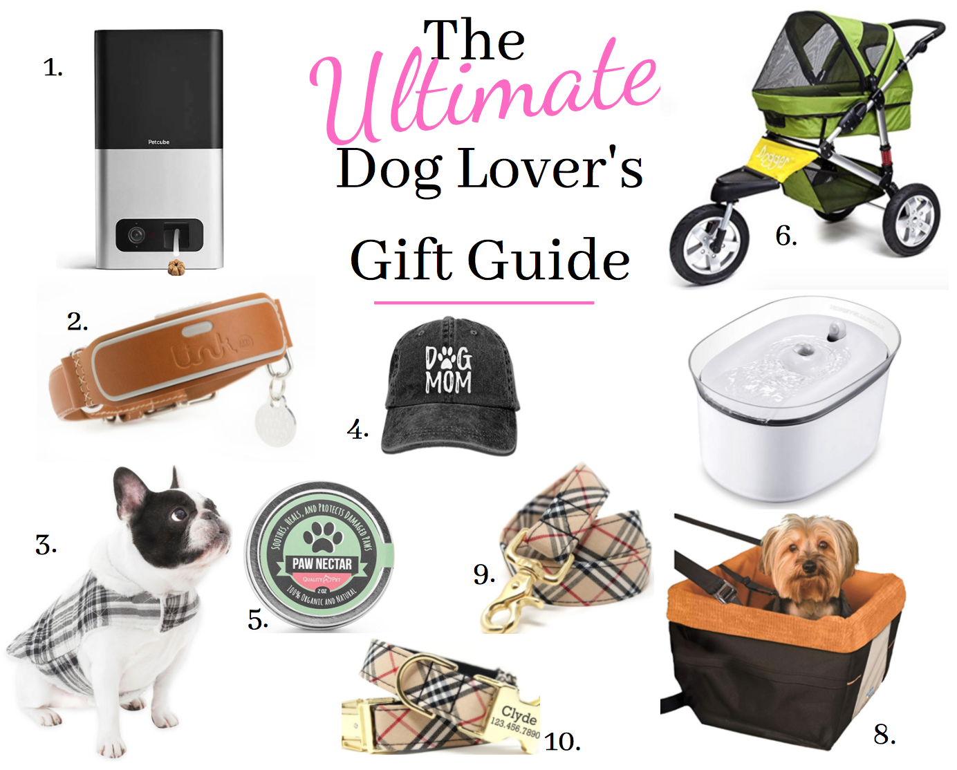 ultimate dog lover's gift guide