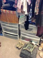 best storage for a master closet