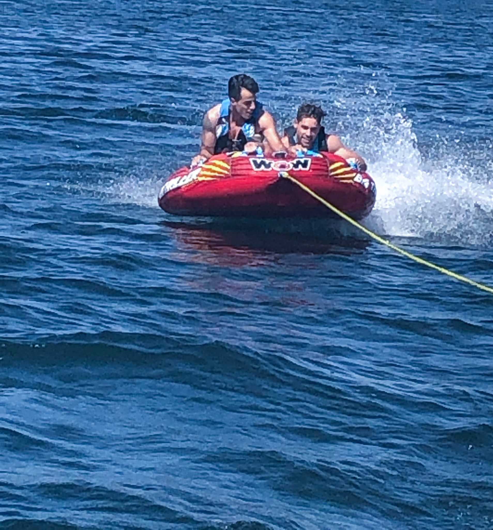 renting a boat on lake pleasant