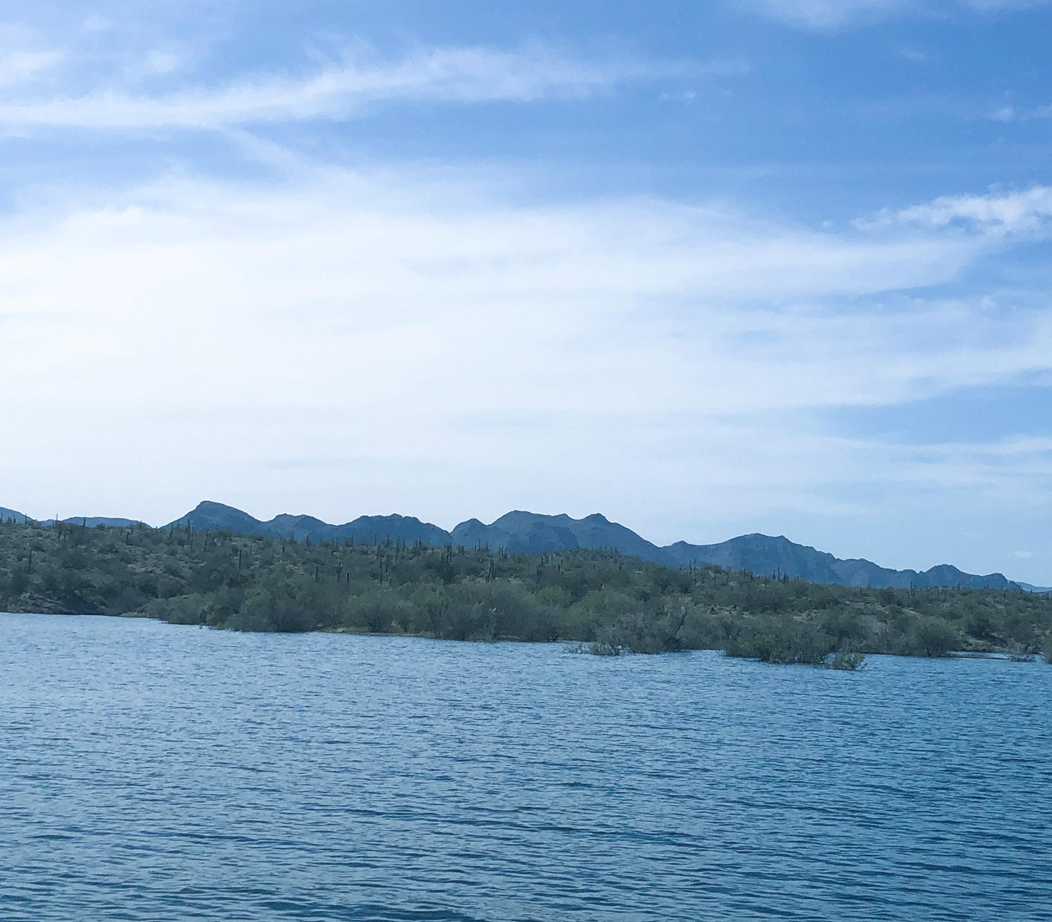 boat rental lake pleasant