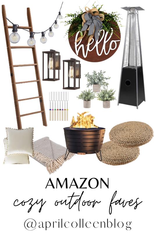 Amazon outdoor decor